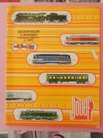 CATALOGUE JOUEF Trains Et Voitures Revendeur Vannes 52 1974 - Toy Memorabilia