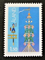 ALAND - LES MATS DE LA SAINT-JEAN 1985 - NEUF ** - YT 10 - MI 10 - Finland