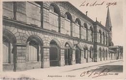 CPA - AK Angouleme L' Hôpital A La Couronne Nersac Trois Palis Hiersac Champmillon Sireuil Saint Simeux 16 Charente - Angouleme