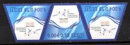 Serie De Estonia 2010 - Estonia