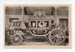 Versailles: Musee Des Voitures, Voitue Du Sacre, Fiacre (18-3282) - Taxi & Carrozzelle