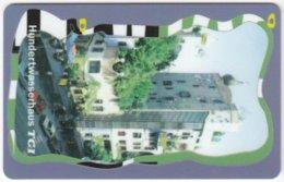 AUSTRIA F-803 Prepaid TCI - Landmark, Hundertwasser House - Used - Oesterreich