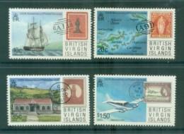 Virgin Is 1987 Postal Service Bicentenary MUH Lot81156 - Unclassified