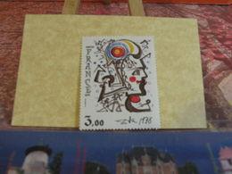 Timbre Neuf 1979 > N°2067 Y&T - Oeuvre De Salvador Dali - Coté 1,80€ - Neufs