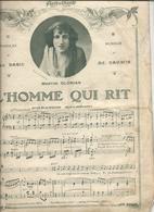 Livret De PARTITION   PARIS QUI CHANTE Avec 5 Titres  De Chanson - Noten & Partituren