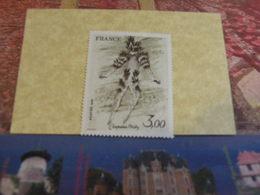 Timbre Neuf 1979 > N°2068 Y&T - Chapelain Midy, Danseur Du Feu - Coté 1,80€ - Neufs