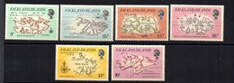 Serie Nº 318/23 Falkland Island. - Islas Malvinas