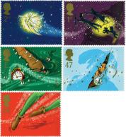 Ref. 99087 * NEW *  - GREAT BRITAIN . 2002. PETER PAN. PETER PAN - 1952-.... (Elisabeth II.)