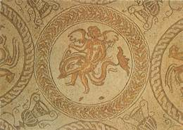 CPSM Fishbourne Roman Palace                                                                        L2703 - Other