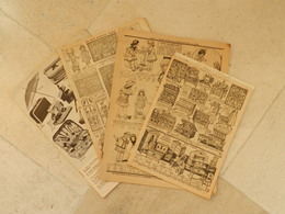 CATALOGUE JOUETS ANCIEN LOT DE 4 - Toy Memorabilia