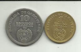Serie 1985 X Anv. Independencia Cabo Verde - Cap Vert
