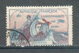 FRANCE ; Aériens ; Précurseur ; 1920 ; Guynemer ; Maury ; Oblitéré - Unclassified
