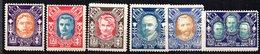 Sellos Nº 120/1  Y 125/8 Lituania - Lituania