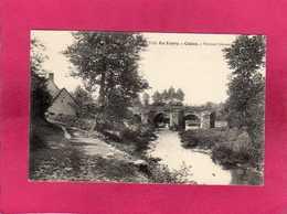 18 Cher, Culan, Vue Sur L'Arnon, En Berry, Vieux Pont, (A. Auxenfans) - Culan