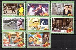 Serie Nº 1279/86 Gambia - Gambia (1965-...)