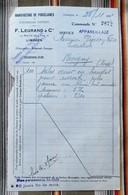 87 LIMOGES  Manufacture De Porcelaines Et D'Appareillage Electrique LEGRAND 55 REVIGNY - 1900 – 1949