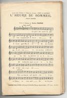 Livret De PARTITION   Avec 49 Titres  De Chanson - Noten & Partituren