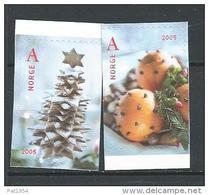 Norvège,  2005  N°1501/1502  Neufs** Noël - Neufs
