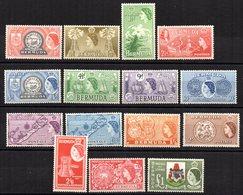 Serie Nº 133/48 Falta 136-141 Y 141a Bermuda - Bermudas