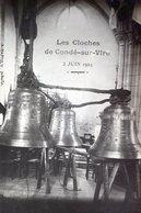 CONDE Sur Vire : Les 3 Cloches (3 Juin 1924) - Autres Communes