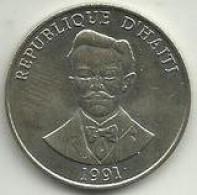 50 Centimes 1991 Haiti - Haiti
