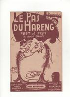 Partition Le Pas Du Hareng Feet Of Fish - Scores & Partitions
