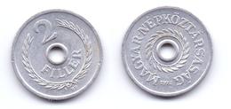 Hungary 2 Filler 1972 - Hungary