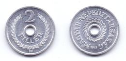 Hungary 2 Filler 1973 - Hungary