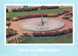D1370 Chapel Hill Sundial Rose Garden - Chapel Hill
