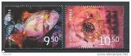 Norvège,  2005  N°1491/1492  Neufs** Europa Gastronomie - Neufs