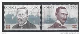 Norvège,  2005  N°1477/1478  Neufs**,dissolution De L'Union De Kalmar - Neufs