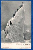 Chamonix  - Ascension D 'un Sérac - Chamonix-Mont-Blanc