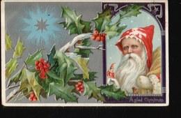 LOT089.....5 CPA PERE NOEL GAUFFREES - Postcards