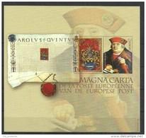 Nieuwe Na Uit Catalogus 2016 Magna Carta NA 33 - Belgique