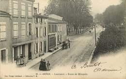 ARIEGE LAVELANET  Route De Mirepoix - Lavelanet