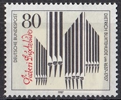 GERMANY Bundes 1323,unused - Music