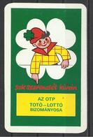 Hungary, Four Leaf Clover, Lottery Ad., 1979. - Calendriers