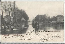 Willebroek - Willebroeck - Vue Du Canal 1904 - Willebroek
