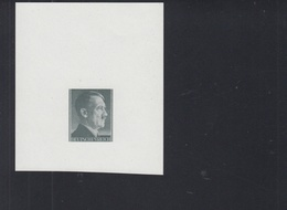 Dt. Reich Österreich Probedruck Wiener Druckerei - Deutschland