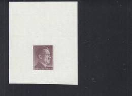 Dt. Reich Österreich Probedruck Wiener Druckerei(3) - Deutschland