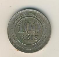 Brasilien V. 1898  100 Reis  (54022) - Brasilien