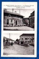 Breuvannes --   La Poste Et L Arcade - France