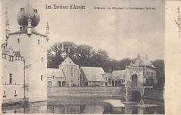 AARTSELAAR / KASTEEL CLEYDAEL CHATEAU 1902 - Aartselaar