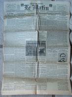 Journal Le Matin (19 Oct 1917) A La Mémoire De Guynemer - Devant Le Bois Le Chaume - Ile D'Oesel - Altri