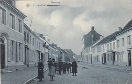 ASSE / ASSCHE / STEENWEG / ANIMATIE  1910 - Asse