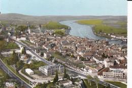 TOURNUS VUE GENERALE AERIENNE - France