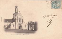 CHATEAU GONTIER  Eglise Saint Jean - Chateau Gontier