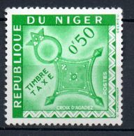 NIGER -1962: Timbre Taxe - N° 22** - Niger (1960-...)