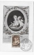 Carte Maximum 1946  Musée Postal - 1940-49