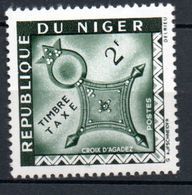 NIGER -1962: Timbre Taxe - N° 24** - Niger (1960-...)